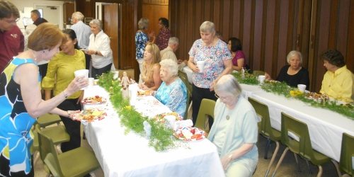 Annual Ladies Salad Luncheon